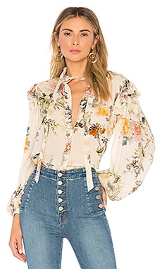 Secretary Blouse ICONS $279