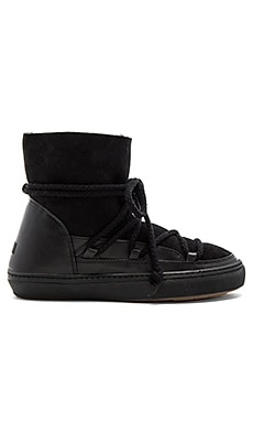 Sneakers Classic Wedge Boot with Lambskin