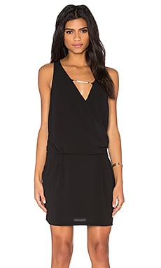 IKKS Paris Bijoux Dress in Noir