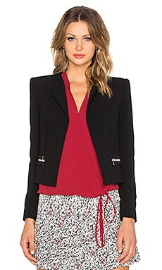 IKKS Paris Blazer in Noir