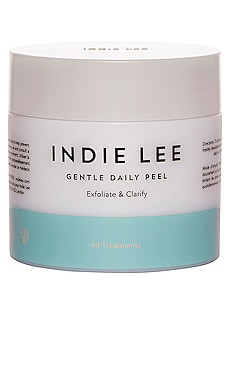 TIMBRES DE PEELING GENTLE DAILY PEEL Indie Lee $65
