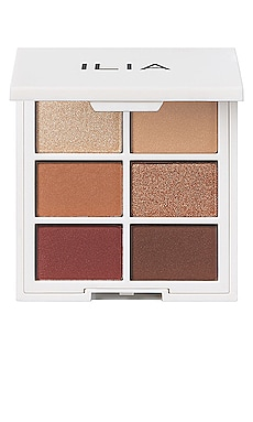 PALETTE D'OMBRES À PAUPIÈRES THE NECESSARY Ilia $38 BEST SELLER