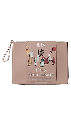 Hello Clean Makeup Kit Ilia $45 NEW