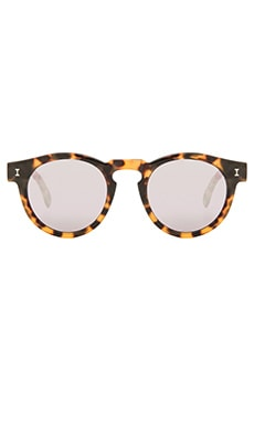 Leonard in Tortoise & Rose Mirror