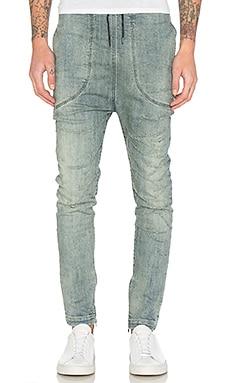Vintage Blue Zespy Pants