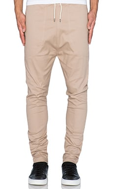I Love Ugly Zespy Pant in Tan