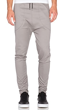 I Love Ugly Zespy Pant in Light Grey