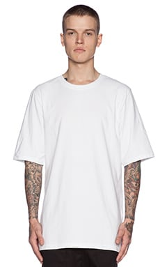 I Love Ugly Otis Tall Tee in White