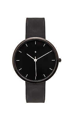 I Love Ugly Samuel Watch in Black