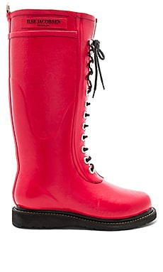 Always A Classic Tall Boot in Red