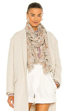 Nandiae Scarf Isabel Marant $175 Collections