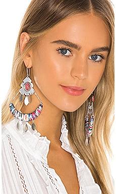 Boucle Oreillle Earring Isabel Marant $460