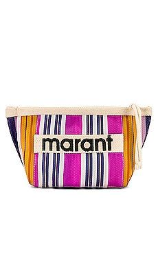 Powden Clutch Isabel Marant $135 Collections