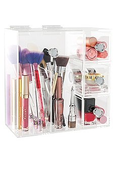 Diamond Collection Brushes & More! Acrylic Organizer Impressions Vanity $69 BEST SELLER