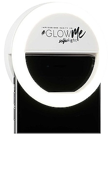 GlowMe LED Selfie Ring Light Impressions Vanity $29 BEST SELLER