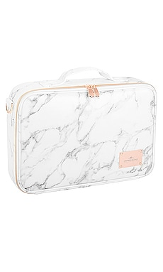 C'est La Vie Makeup Carry Case with Adjustable Dividers Impressions Vanity $59 BEST SELLER