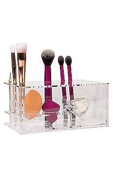 Diamond Collection Brush & Blend! Acrylic Organizer Impressions Vanity $49