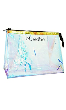 POCHETTE À MAQUILLAGE HOLOGRAPHIC INC.redible $10
