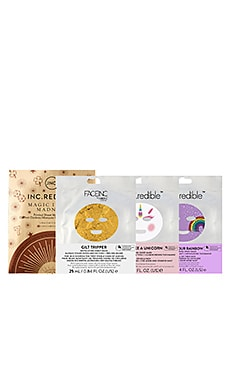 Magic In The Madness Face Mask Trio INC.redible $12