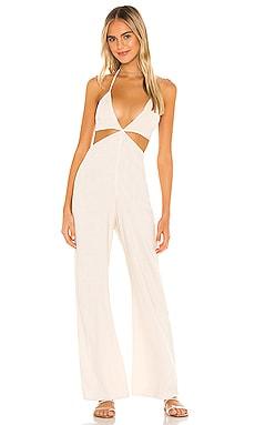 Blaire Halter jumpsuit Indah $180 BEST SELLER