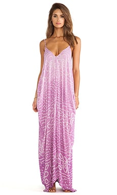 Indah Nala Maxi Dress in India Orchid