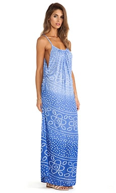 Indah X REVOLVE Robin Maxi Dress in India Cobalt