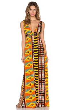 Indah Anjeli Maxi Dress in King