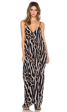 Indah Nala Flow Maxi Dress in Zulu
