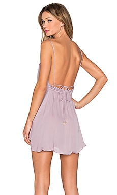 Indah Tahani Cocktail Dress in Lilac
