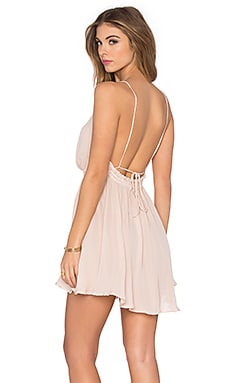 Tahani Cocktail Dress in Blush