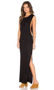 Jimmy Maxi Dress in Black