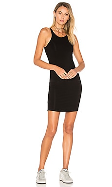Truffle Dress in Black