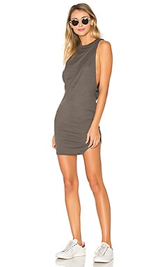 Tallow Dress in Metal