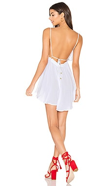 Tahani Dress in White