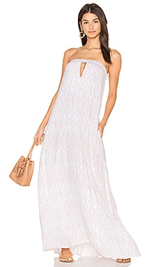 Sail Maxi in Nude Wings