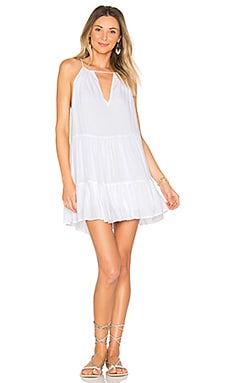 Joy Mini Dress in White