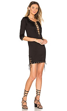 Sid Mini Dress in Black