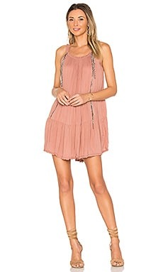 Found Mini Dress in Dusty Rose