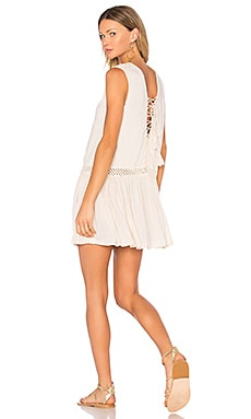 Moonbeam Mini Dress in Desert