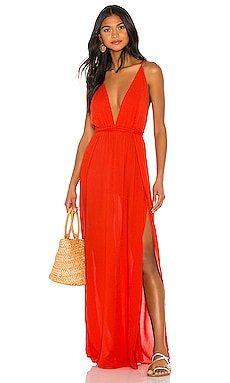 River Maxi Dress Indah $158 BEST SELLER