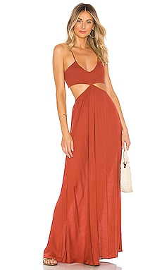 ROBE MAXI INNOCENCE Indah $158 BEST SELLER