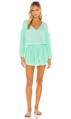 X REVOLVE Sashi Mini Dress Indah $172