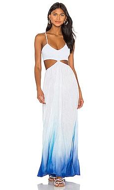 X REVOLVE Innocence Maxi Dress Indah $180