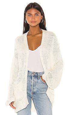 Cayenne Solid Oversized Cardigan Indah $145