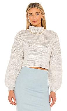 Jay Crop Sweater Indah $80