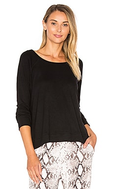 Taffy Sweatshirt in Black