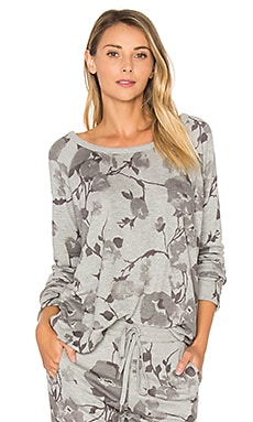 Nachos Sweatshirt en Misty Poppy