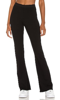 Penne Solid Bootcut Pant Indah $97