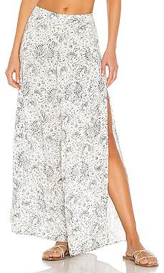 Mina Easy Wide Leg Wrap Trouser Indah $65