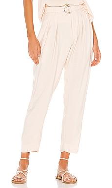 Shadow Zip Front Trouser Indah $114